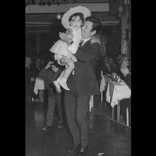 1960s Theodora with Ayhan Erman