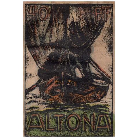 Altona, 50 Pfennig, 1921
