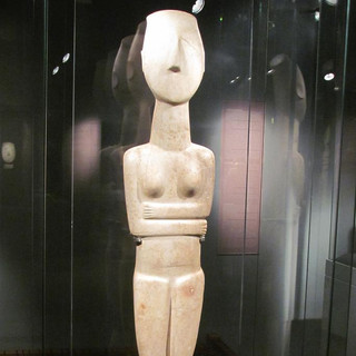 Kikladik Heykel / Cycladic Art Museum