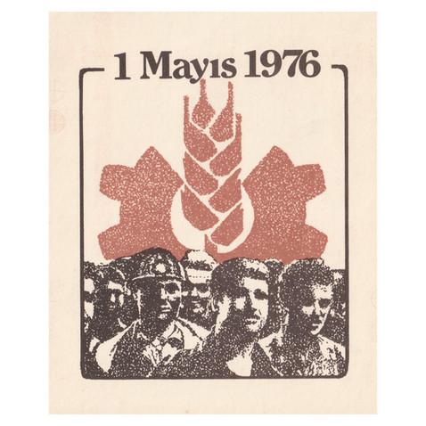 1976, Brochure - May 1 Labor Day
