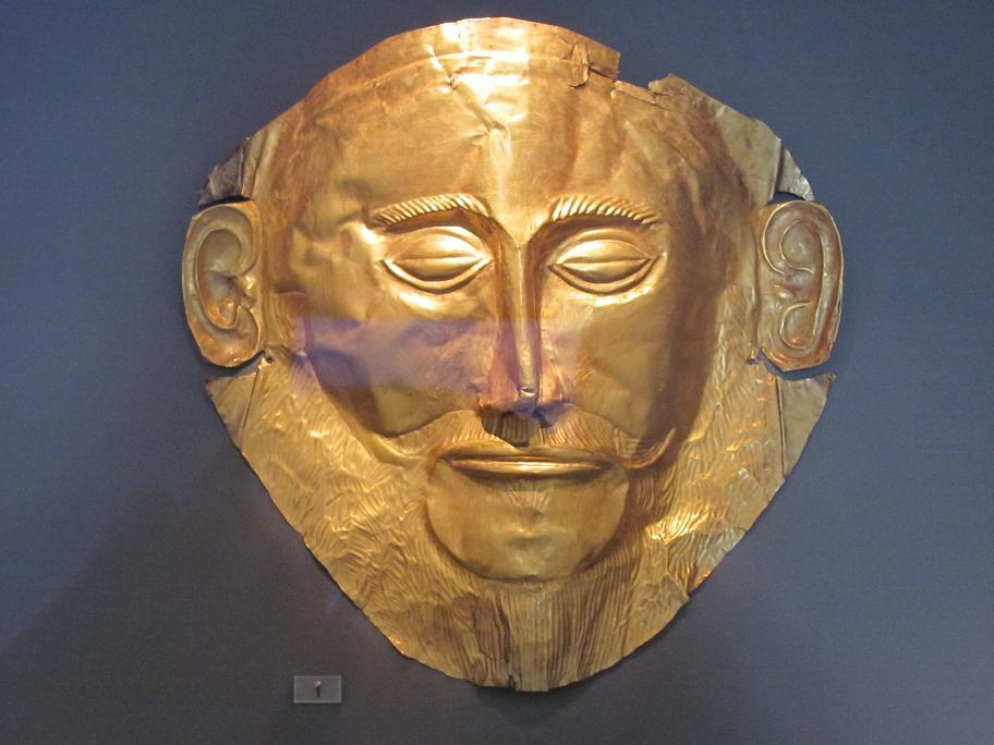 Agamemnon 2mi3 a Athens