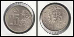 25 Bin Lira Environmental Protection