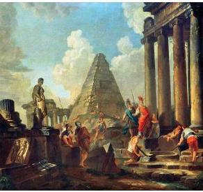 Achilles'in Mezarı ve Büyük İskender'in Mitolojik Ataları