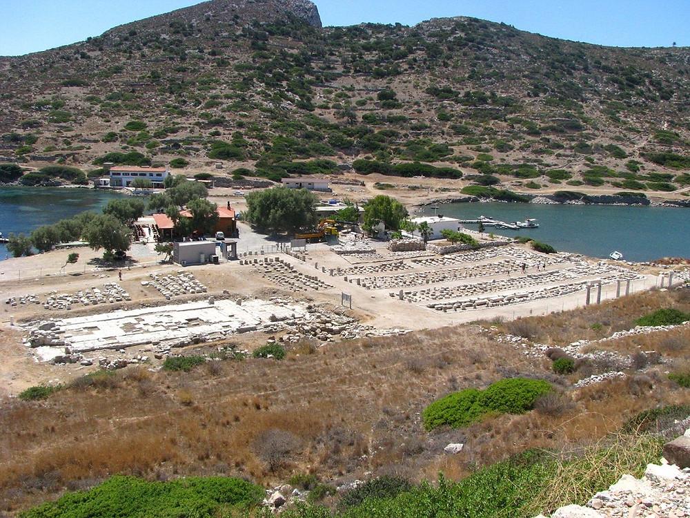 Knidos City 2mi3 Ancient