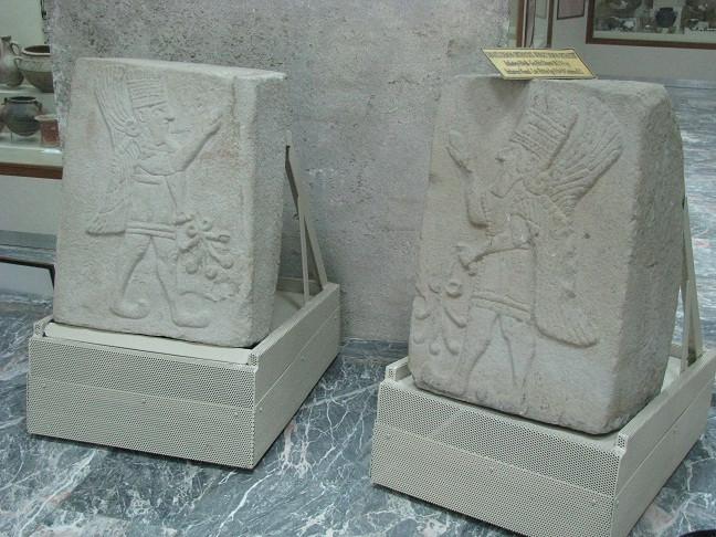 Malatya Muze Hitit Kabartmalar 2mi3