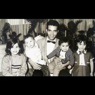 1960s The Days in Canlı Balık Restaurant / Dimitrios, Together with Children