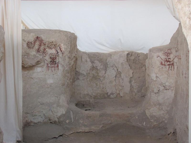 Arslantepe Hoyuk 3 Duvar Boyama