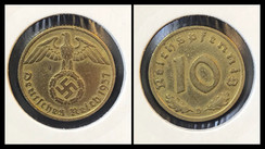 10 Reichspfennig - 1937