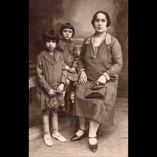 1920s Sofia, Theodora & Kiryaki