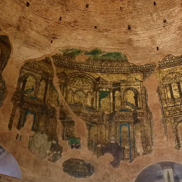 Mozaikler / Rotonda, Selanik