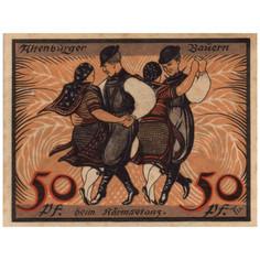 Altenburg, 50 Pfennig, 1921
