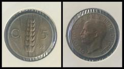 5 Centesimi - 1921