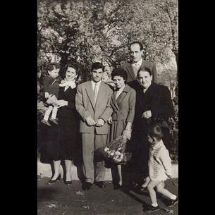 1950s The Sanzoni Family