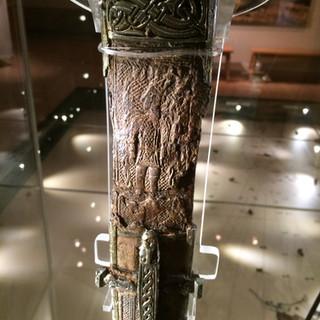 Viking Kılıcı / Gustavianum, Uppsala-İsveç