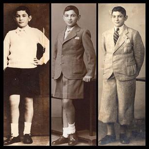 1940s Aleko V. : Being a Teenager