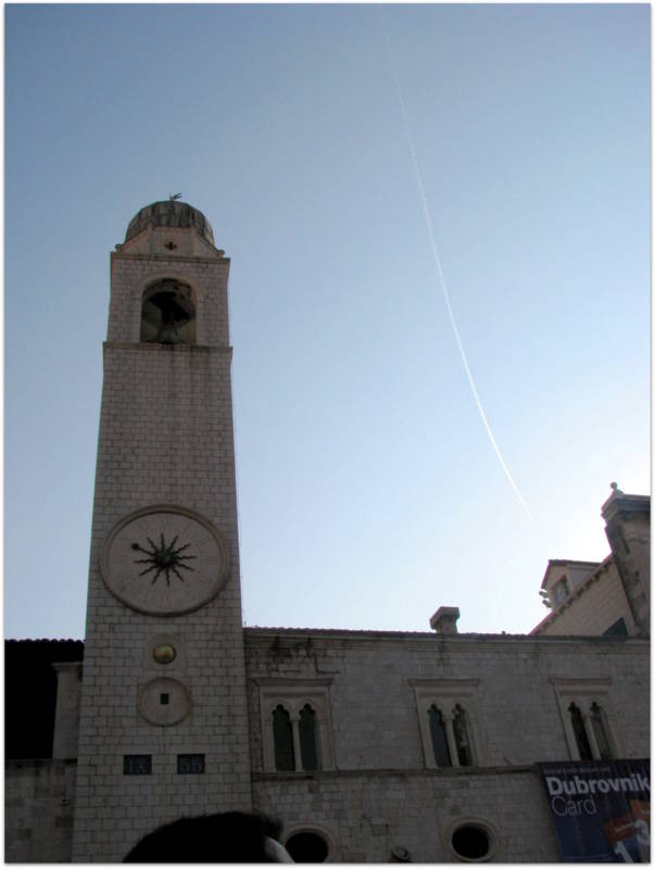 Dubrovnik Watch Tower, 2mi3