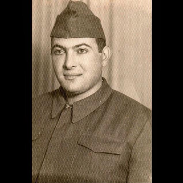 1940s We were Soldiers : Aleko Vafiadis, Hadımköy
