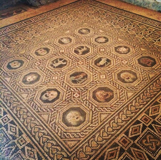 Mozaik / Bergama