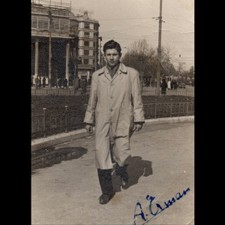 Ayhan Erman in Taksim