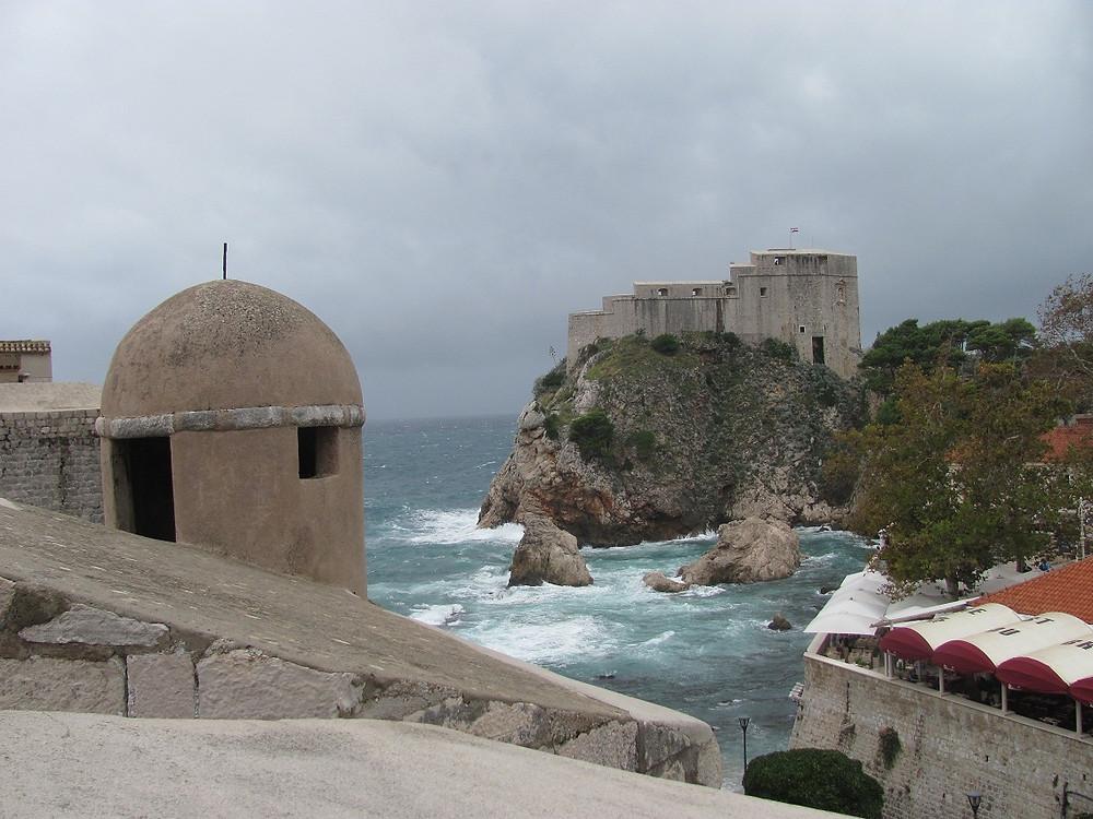 2mi3 Dubrovnik - City Walls -