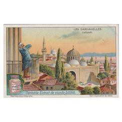 Les Dardanelles - Gallipoli