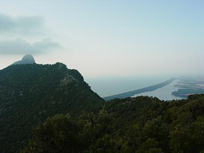 –Mount Circeo ,İtalya-