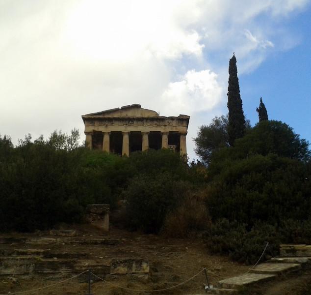 Hephaisteion / Thiseio, Yunanistan