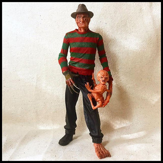 A Nightmare on Elm Street - Freddy Krueger