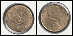 200 Lire - 1988