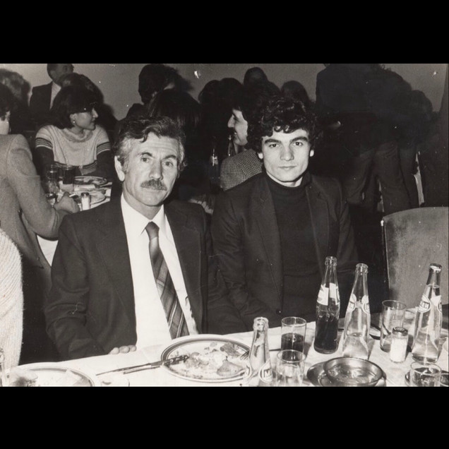 Ayhan Erman & Rıza Calimbay