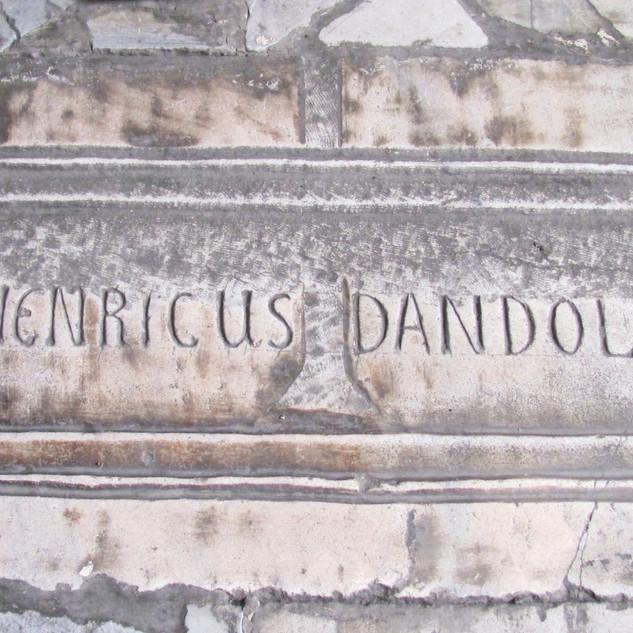 Dandolo Mezarı / Ayasofya, Istanbul