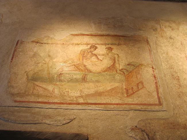 -Pompeii,Genelev Cizimlerinden-