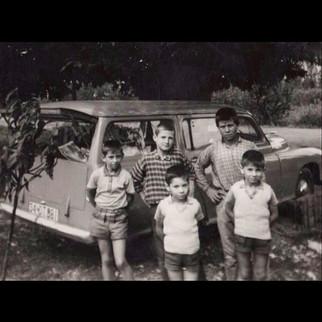 1960s The Cars We Drove, 1960 Warszawa and Siblings