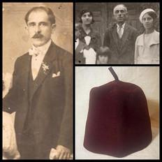 1910s Fez (Tarboosh) of Liborio Sanzoni