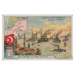 Les Dardanelles - Stretto dei Dardanelli