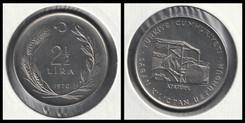 2½ Lira FAO