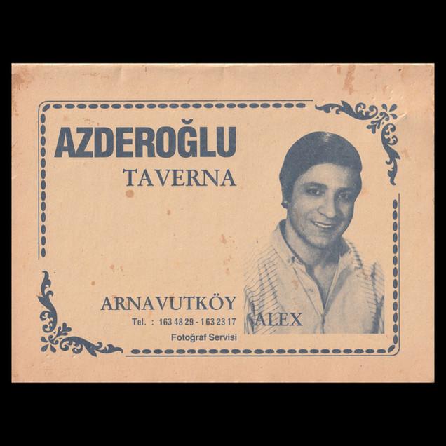 Azderoglu Taverna