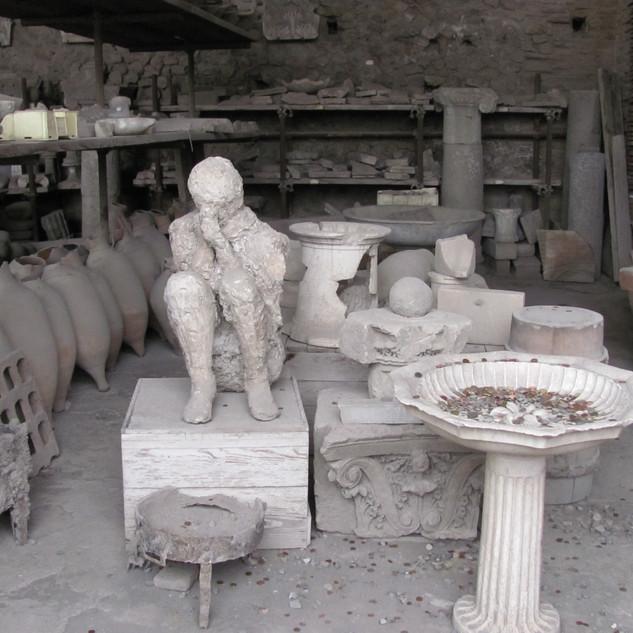 Pompeii / İtalya