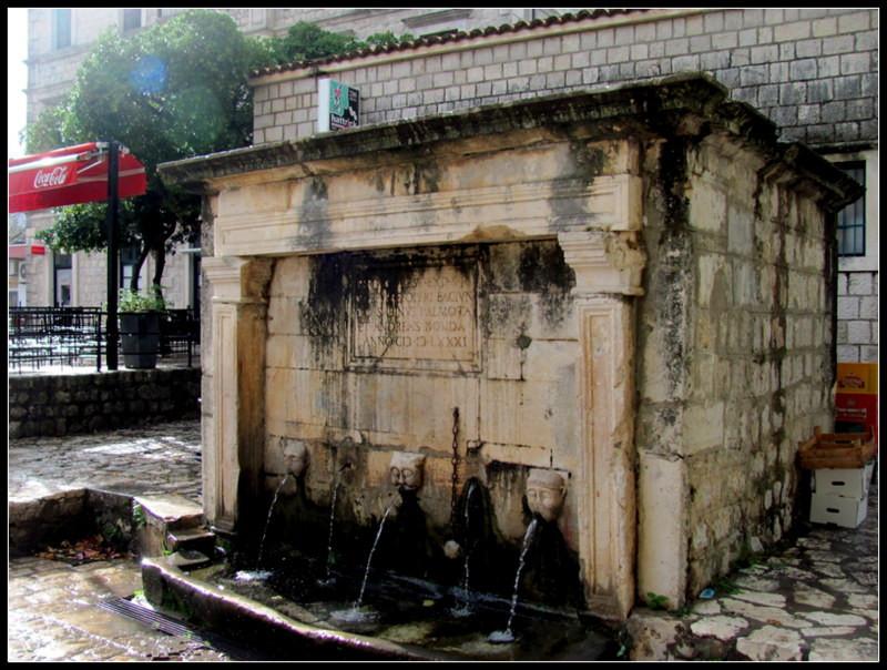 The Fountain of Ston, Dubrovnik, 2mi3