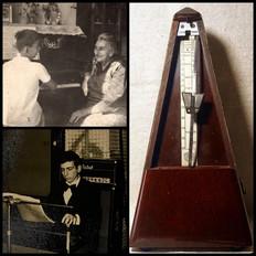 1920s (?) Family Relics : Maelzel Paquet brand Metronome of Stavros Vafiadis