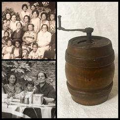 1920s - 'The Witness' , Pepper Grinder