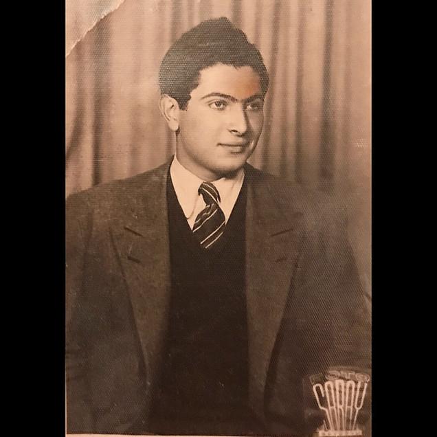 1940s, Aleko Vafiadis, Foto Saray