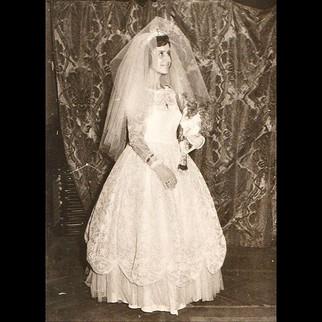1960s Andonia Koulurgioti - Greek Wedding