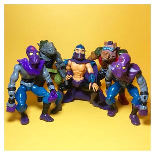 Shredder & The Gang