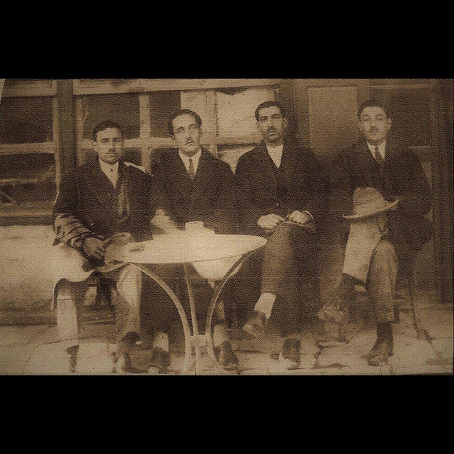 1920s Apostol, Yorgo & Friends