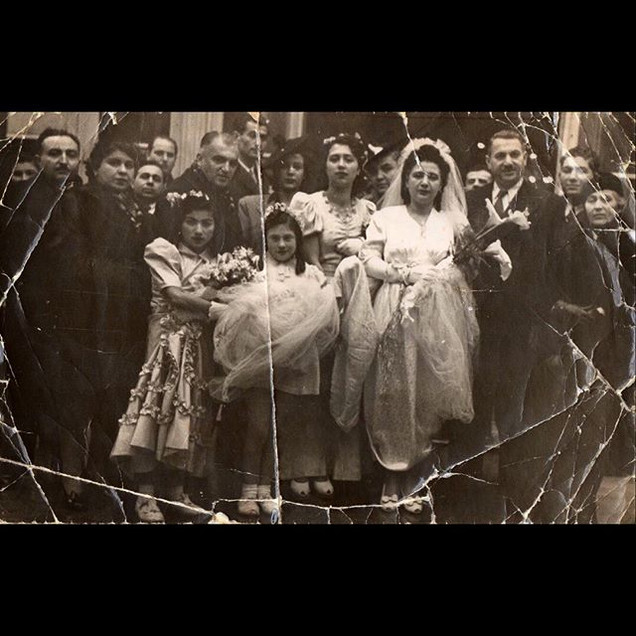 1940s An Armenian Wedding