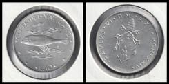 10 Lire - 1974