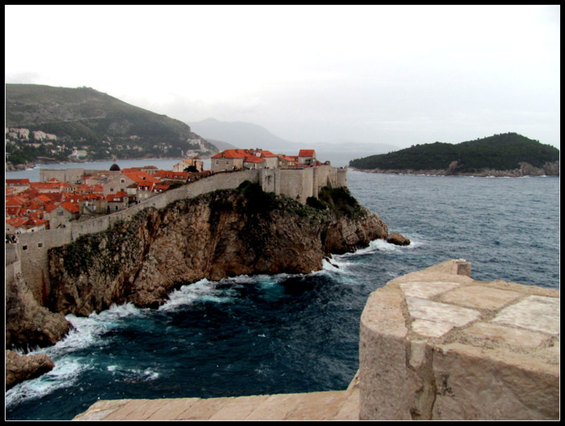 St.Lawrence Dubrovnik View- 2mi3