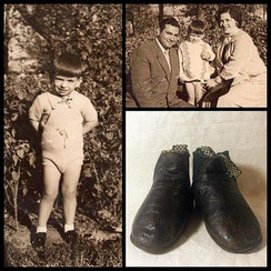 1950s Shoes of Stavros Vafiadis