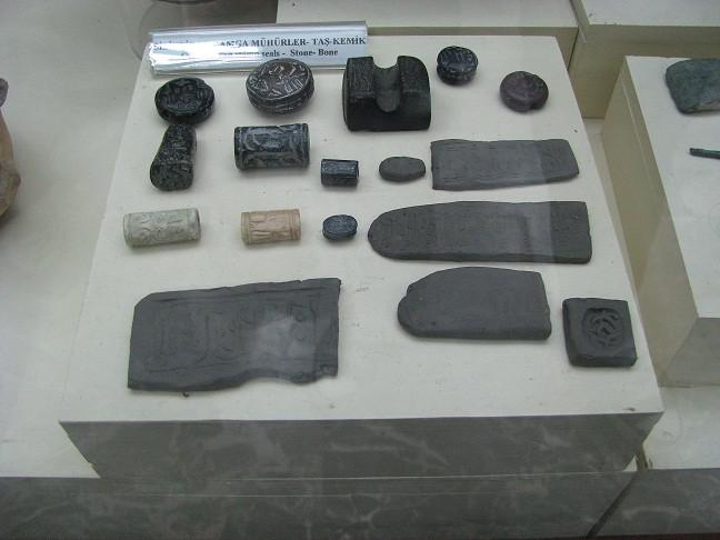 Malatya Muze Muhurler